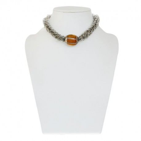 Satellites  Collier Amber
